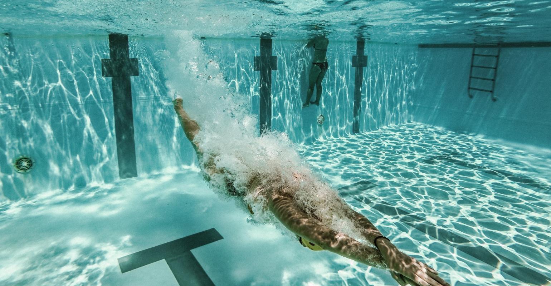 Caracterizarea efortului la inot -SwimFactory