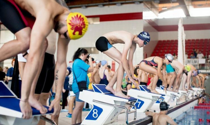 Swim Factory's participation at Swimathon 2018 was unforgettable