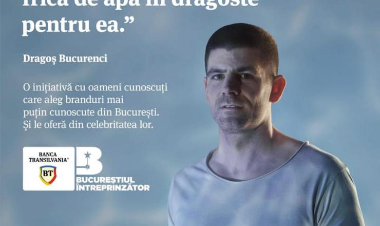 Swim Factory with Dragos Bucurenci at Bucharest Business